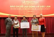 """4 tác phẩm đoạt giải thưởng """"Báo chí về lao động và việc làm"""""""