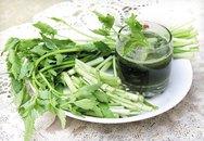 Rửa rau đúng cách để loại bỏ giun sán