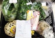 Bán rau tươi theo set với giá nhà giàu ở Hà Nội