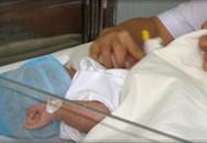 Bé 9 tháng tuổi co giật, tổn thương hô hấp vì sặc cháo