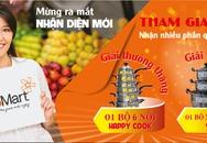 Khai trương siêu thị SapoMart với hàng ngàn sản phẩm khuyến mãi