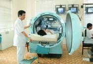 Điều trị thành công ca tai biến lặn nhờ liệu pháp oxy cao áp