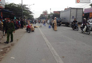 Hà Nội: Nữ sinh viên bị xe buýt cán qua người tử vong