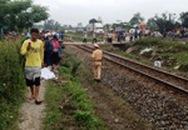 Băng qua đường ray không quan sát, hai phụ nữ bị tàu tông tử vong
