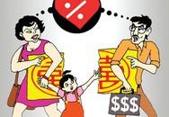 Tiền bà ngoại tặng cho hai cháu, con rể có quyền đòi chia khi ly hôn không?