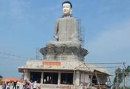 Lần đầu tiên tượng Phật bị đổ, có phải là điềm xấu?