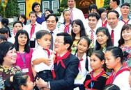Xúc động thư Chủ tịch nước gửi chúc mừng năm học mới