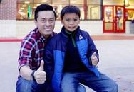Lam Trường đưa con trai đi chơi sau thời gian dài xa cách