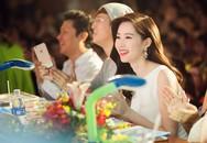 Hoa hậu Đặng Thu Thảo duyên dáng khi làm giám khảo