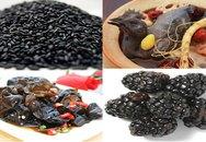 Các thực phẩm màu đen cực tốt cho sức khỏe bạn cần biết