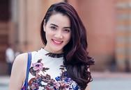 """Trang Nhung: """"Chồng tôi bế con rất khéo"""""""