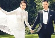Những người đẹp Cbiz vẫn cưới dù phát hiện hôn phu ngoại tình