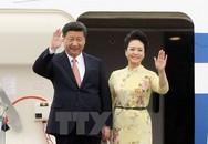 Chủ tịch Trung Quốc Tập Cận Bình đến Việt Nam