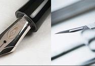 Ngòi bút và cây dao mổ