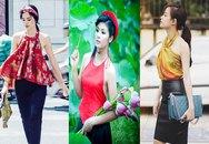 Mỹ nhân Việt quá đỗi gợi cảm với áo yếm