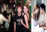 Những người tình gây náo loạn showbiz Việt của mẫu Tây Andrea