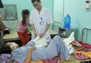 Buổi trưa định mệnh của thiếu phụ bị chồng cắt gân chân