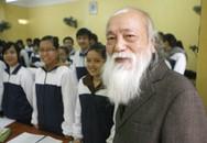 """PGS Văn Như Cương lo """"sáng kiến"""" giáo dục sẽ diệt động lực của học sinh"""