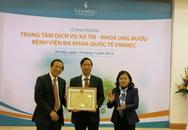 Khai trương trung tâm xạ trị hiện đại bậc nhất Việt Nam