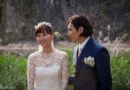 """Đám cưới bình dị giữa đồng cỏ xanh của mỹ nam """"Trái tim mùa thu"""""""