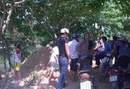 Xác nam thanh niên lập lờ trôi trên sông Chu