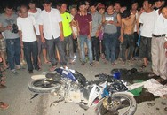 Xe máy đấu đầu xe đạp điện, 3 người tử vong