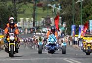 Xe mô tô phân khối lớn vẫn chưa được đi trên đường cao tốc