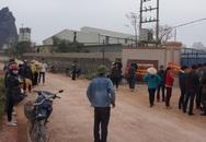 Người dân phản đối, vây nhà máy phân bón gây ô nhiễm