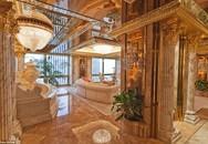 Bên trong biệt thự dát vàng xa xỉ của Donald Trump