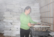 30 tấn cá nục đông lạnh chứa chất cực độc ở Quảng Trị