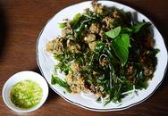 Bắp bò chiên tiêu xanh và ốc hương rang muối ở Sài Gòn