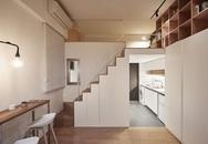 Căn hộ 22m² với đầy đủ các phòng chức năng và rộng không tưởng