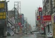 """Đài Loan tan hoang vì siêu bão """"Nepartak"""""""
