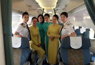 Dân mạng xuýt xoa với tổ bay toàn hot girl hot nhất Vietnam Airlines