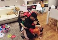 """Cách dạy con """"bá đạo"""" của chồng Đan Lê khiến mọi người cũng phải """"cười bò"""""""