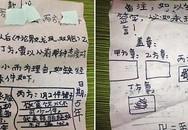 """Sợ bị """"ra rìa"""", bé gái 9 tuổi soạn hợp đồng bắt bố mẹ ký"""