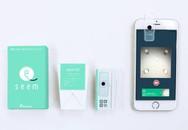 Dùng smartphone tự kiểm tra chất lượng tinh trùng