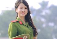 Nữ sinh học giỏi, siêu võ của Học viện Cảnh sát Nhân dân
