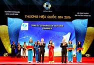 Vinamilk - Thương hiệu sữa duy nhất của Việt Nam 8 năm liền được vinh danh thương hiệu quốc gia