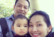 Con gái Kim Hiền càng lớn càng đáng yêu
