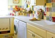 """Máy giặt kê ở đâu để không phạm """"góc chết phong thủy""""?"""