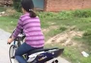 Nữ sinh Đồng Nai lái xe độ không đội mũ bảo hiểm bị chỉ trích