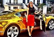 Cuộc sống xa hoa của cậu ấm, cô chiêu giới siêu giàu Nga