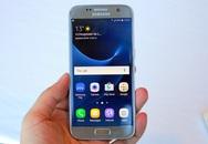 Thực tế Samsung Galaxy S7: Lưng cong, chống nước