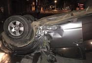Ô tô và mô tô tông nhau, đôi nam nữ chết tại chỗ