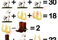 Bài toán đơn giản gây tranh cãi trên Facebook
