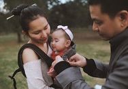 Vợ chồng Kim Hiền hạnh phúc kỷ niệm 5 năm quen nhau