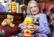 Cụ bà 109 tuổi sống thọ nhờ tránh xa đàn ông