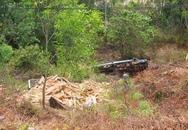 Xe tải tụt dốc lao xuống vực sâu, tài xế tử vong tại chỗ