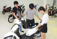 Xe tay ga đắt tiền đổ bộ vào Việt Nam